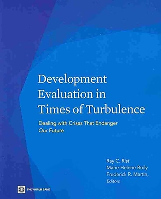 Development Evaluation in Times of Turbulence