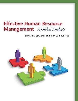 Effective Human Resource Management: A Global Analysis (Stanford Business Books)