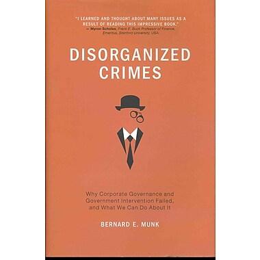 Disorganized Crimes