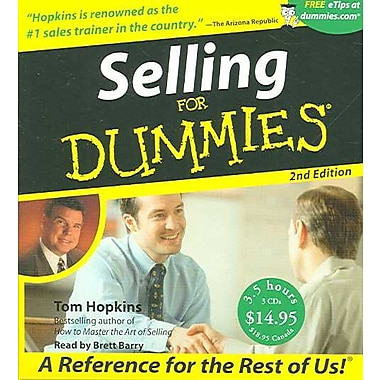 Selling For Dummies