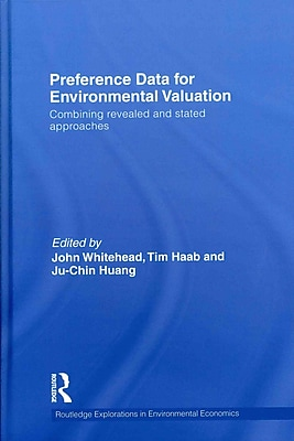 Preference Data for Environmental Valuation