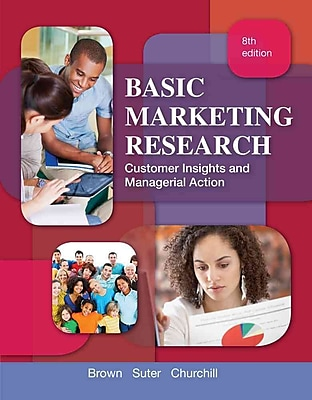 Basic Marketing Research (with Qualtrics Printed Access Card)