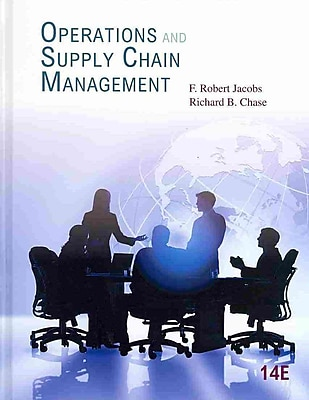 Operations and Supply Chain Management with Connect Plus