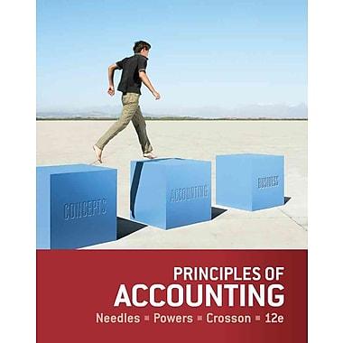 Principles of Accounting (HC)