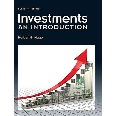Investments: An Introduction (with Thomson ONE - Business School Edition), Used Book