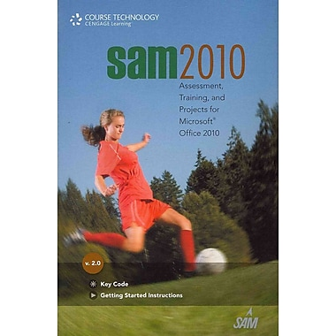 SAM 2010 Assessment, Training, and Projects v2.0 Printed Access Card
