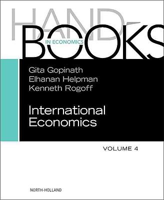 Handbook of International Economics, Volume 4