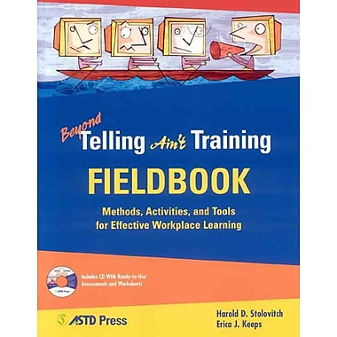 Beyond Telling Aint Training Fieldbook