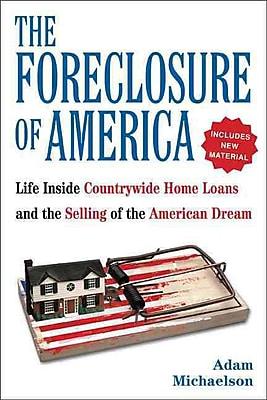 The Foreclosure of America