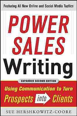 Power Sales Writing, Revised and Expanded Edition