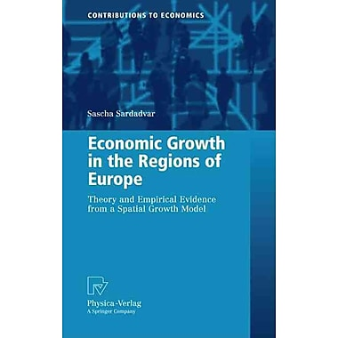 Theory and Empirical Evidence from a Spatial Growth Model