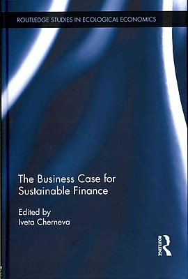 The Business Case for Sustainable Finance