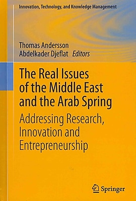 Addressing Research, Innovation and Entrepreneurship
