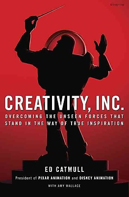 Creativity, Inc.: Overcoming the Unseen Forces That Stand in the Way of True Inspiration (AC)