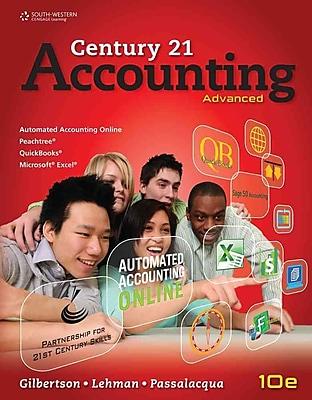 Century 21 Accounting: Advanced