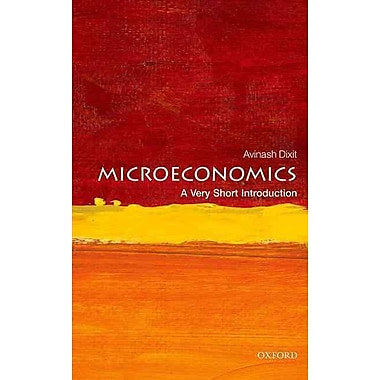 Microeconomics: A Very Short Introduction (Very Short Introductions)