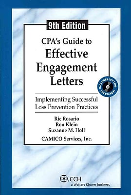 CPA's Guide to Effective Engagement Letters (Ninth Edition)