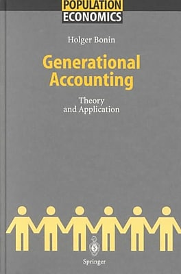 Generational Accounting: Theory and Application (Population Economics)