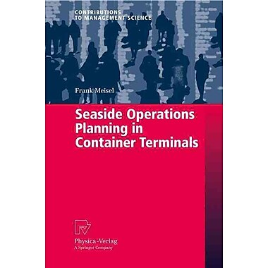 Seaside Operations Planning in Container Terminals