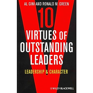 Ten Virtues of Outstanding Leaders(Paperback)