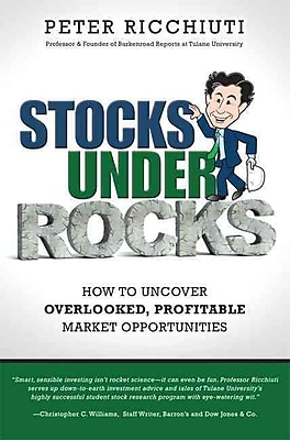 Stocks Under Rocks: How to Uncover Overlooked, Profitable Market Opportunities