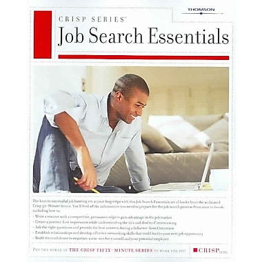 Crisp Learning Track: Job Search Essentials (The Crisp Series)