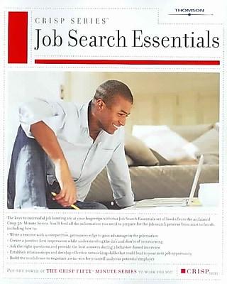 Crisp Learning Track: Job Search Essentials (The Crisp Series)