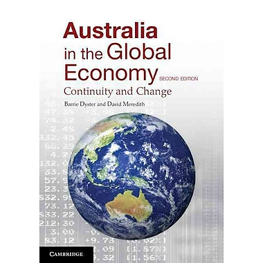 Australia in the Global Economy: Continuity and Change