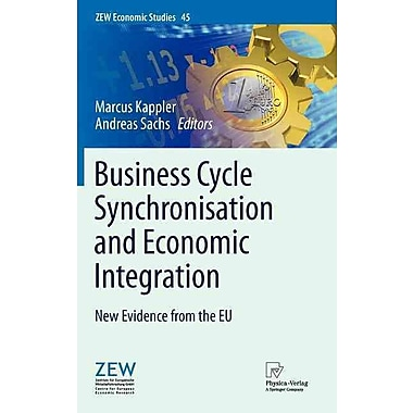 Business Cycle Synchronisation and Economic Integration