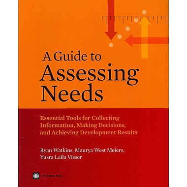 A Guide to Assessing Needs