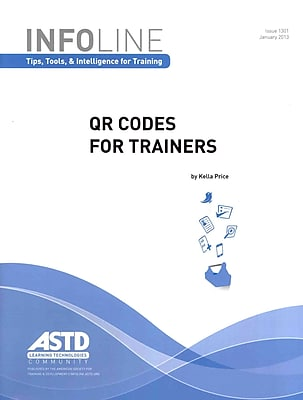 Q R Codes for Trainers (Infoline)