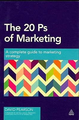 The 20 Ps of Marketing: A Complete Guide to Marketing Strategy