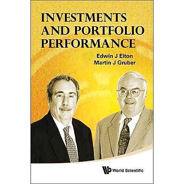 Investments and Portfolio Performance