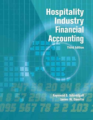 Hospitality Industry Financial Accounting with Answer Sheet