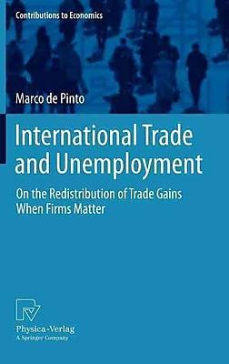 International Trade and Unemployment