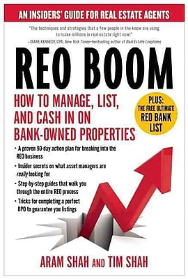 REO Boom: How to Manage, List, and Cash in on Bank-Owned Properties