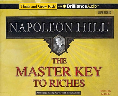 The Master Key to Riches(Audiobook)