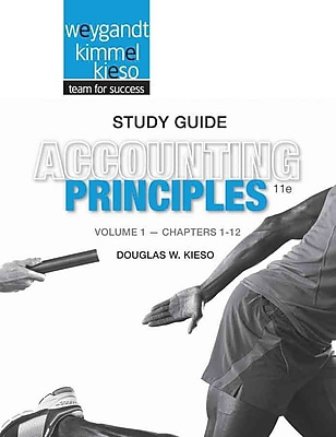 Study Guide Volume I to accompany Accounting Principles, 11th Edition