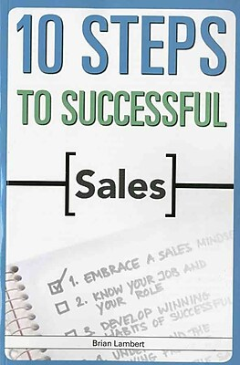 10 Steps to Successful Sales