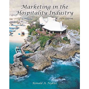 Marketing in the Hospitality Industry with Answer Sheet