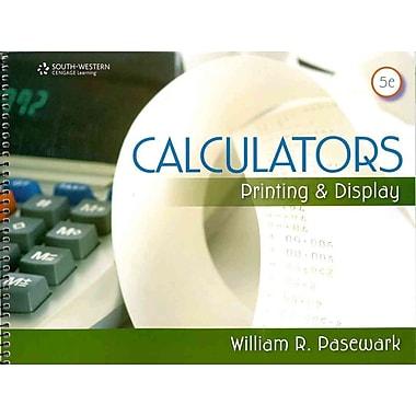 Calculators: Printing and Display (Fbla - All)
