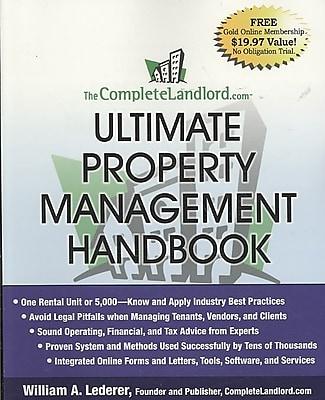 The CompleteLandlord.com Ultimate Property Management Handbook