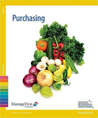ManageFirst: Purchasing with Answer Sheet (2nd Edition)