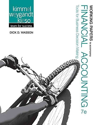 Working Papers t/a Financial Accounting: Tools for Business Decision Making