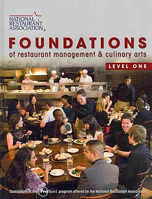 Foundations of Restaurant Management and Culinary Arts: Level 1