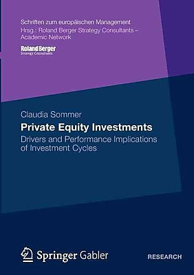 Private Equity Investments