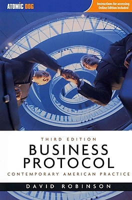 Business Protocol: Contemporary American Practice
