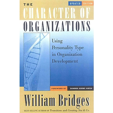 The Character of Organizations