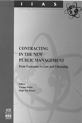 Contracting in the New Public Management