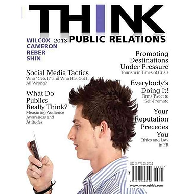 THINK Public Relations, Used Book